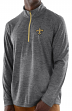 "New Orleans Saints Majestic NFL ""Play to Win"" 1/2 Zip Mock Neck Pullover Shirt"