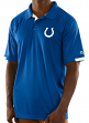 "Indianapolis Colts Majestic NFL ""Club Level"" Men's Short Sleeve Polo Shirt"