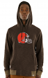 "Cleveland Browns Majestic NFL ""Gameday 2"" Men's Pullover Hooded Sweatshirt"