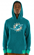 "Miami Dolphins Majestic NFL ""Gameday 2"" Men's Pullover Hooded Sweatshirt"