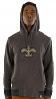 "New Orleans Saints Majestic NFL ""Gameday 2"" Men's Pullover Hooded Sweatshirt"