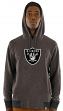 "Oakland Raiders Majestic NFL ""Gameday 2"" Men's Pullover Hooded Sweatshirt"