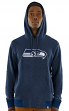 "Seattle Seahawks Majestic NFL ""Gameday 2"" Men's Pullover Hooded Sweatshirt"