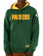 "Green Bay Packers Majestic NFL ""Dynasty"" Men's Pullover Hooded Sweatshirt"