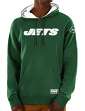 "New York Jets Majestic NFL ""Dynasty"" Men's Pullover Hooded Sweatshirt"