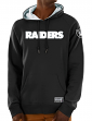"Oakland Raiders Majestic NFL ""Dynasty"" Men's Pullover Hooded Sweatshirt"