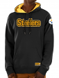 "Pittsburgh Steelers Majestic NFL ""Dynasty"" Men's Pullover Hooded Sweatshirt"
