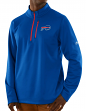 "Buffalo Bills Majestic NFL ""Scoring"" Men's 1/2 Zip Midweight Sweatshirt"