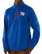 "New York Giants Majestic NFL ""Scoring"" Men's 1/2 Zip Midweight Sweatshirt"
