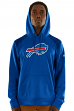 "Buffalo Bills Majestic NFL ""Armor 3"" Men's Pullover Hooded Sweatshirt"