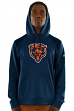 "Chicago Bears Majestic NFL ""Armor 3"" Men's Pullover Hooded Sweatshirt"