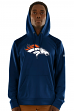 "Denver Broncos Majestic NFL ""Armor 3"" Men's Pullover Hooded Sweatshirt"