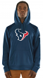 "Houston Texans Majestic NFL ""Armor 3"" Men's Pullover Hooded Sweatshirt"