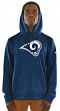 "Los Angeles Rams Majestic NFL ""Armor 3"" Men's Pullover Hooded Sweatshirt"