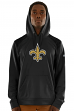 "New Orleans Saints Majestic NFL ""Armor 3"" Men's Pullover Hooded Sweatshirt"