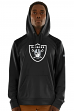 "Oakland Raiders Majestic NFL ""Armor 3"" Men's Pullover Hooded Sweatshirt"