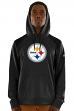 "Pittsburgh Steelers Majestic NFL ""Armor 3"" Men's Pullover Hooded Sweatshirt"