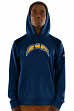"Los Angeles Chargers Majestic NFL ""Armor 3"" Men's Pullover Hooded Sweatshirt"