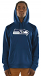 "Seattle Seahawks Majestic NFL ""Armor 3"" Men's Pullover Hooded Sweatshirt"