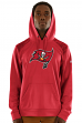 "Tampa Bay Buccaneers Majestic NFL ""Armor 3"" Men's Pullover Hooded Sweatshirt"