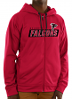 "Atlanta Falcons Majestic NFL ""Game Elite 2"" Men's Full Zip Hooded Sweatshirt"