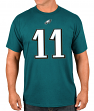 "Carson Wentz Philadelphia Eagles Majestic NFL ""Eligible Receiver III"" T-Shirt"