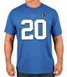 "Barry Sanders Detroit Lions Majestic NFL Men's ""HOF Eligible Receiver 4"" T-Shirt"