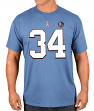 "Earl Campbell Houston Oilers Majestic Men's ""HOF Eligible Receiver 4"" T-Shirt"