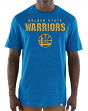 "Golden State Warriors Majestic NBA ""Hot Picks"" Men's Tri-Blend S/S T-Shirt"
