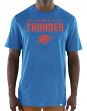 "Oklahoma City Thunder Majestic NBA ""Hot Picks"" Men's Tri-Blend S/S T-Shirt"