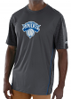 "New York Knicks Majestic NBA ""Respect"" Men's S/S Performance Shirt"