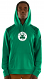 "Boston Celtics Majestic NBA ""Armor 3"" Men's Pullover Hooded Sweatshirt"