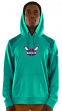 "Charlotte Hornets Majestic NBA ""Armor 3"" Men's Pullover Hooded Sweatshirt"