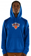 "New York Knicks Majestic NBA ""Armor 3"" Men's Pullover Hooded Sweatshirt"
