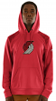 "Portland Trail Blazers Majestic NBA ""Armor 3"" Men's Pullover Hooded Sweatshirt"