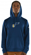 "Utah Jazz Majestic NBA ""Armor 3"" Men's Pullover Hooded Sweatshirt"