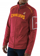 "Cleveland Cavaliers Majestic NBA ""Stature"" Men's Full Zip Mock Neck Sweatshirt"