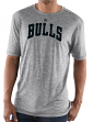 "Chicago Bulls Majestic NBA ""Never Give Up"" Men's Synthetic T-Shirt"