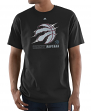 "Toronto Raptors Majestic NBA ""Visionary"" Men's Short Sleeve Black T-Shirt"
