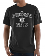 "Brooklyn Nets Majestic NBA ""Heart & Soul 3"" Men's Short Sleeve T-Shirt"
