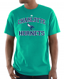 "Charlotte Hornets Majestic NBA ""Heart & Soul 3"" Men's Short Sleeve T-Shirt"