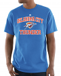 "Oklahoma City Thunder Majestic NBA ""Heart & Soul 3"" Men's S/S T-Shirt"