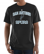 "San Antonio Spurs Majestic NBA ""Heart & Soul 3"" Men's Short Sleeve T-Shirt"