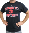 "Toronto Raptors Majestic NBA ""Heart & Soul 3"" Men's Short Sleeve T-Shirt"