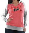 "Chicago Bulls Women's Majestic NBA ""Pick N Roll"" Pullover Hooded Sweatshirt"