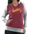 Cleveland Cavaliers Women's Majestic NBA Pick N Roll Pullover Hooded Sweatshirt