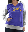 "Los Angeles Lakers Women's Majestic NBA ""Pick N Roll"" Pullover Hooded Sweatshirt"