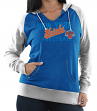 "New York Knicks Women's Majestic NBA ""Pick N Roll"" Pullover Hooded Sweatshirt"