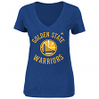 "Golden State Warriors Women's Majestic NBA ""The Main Thing"" Short Sleeve T-shirt"