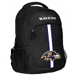 """Baltimore Ravens NFL """"Action"""" Air-Mesh Structured Lightweight Backpack"""